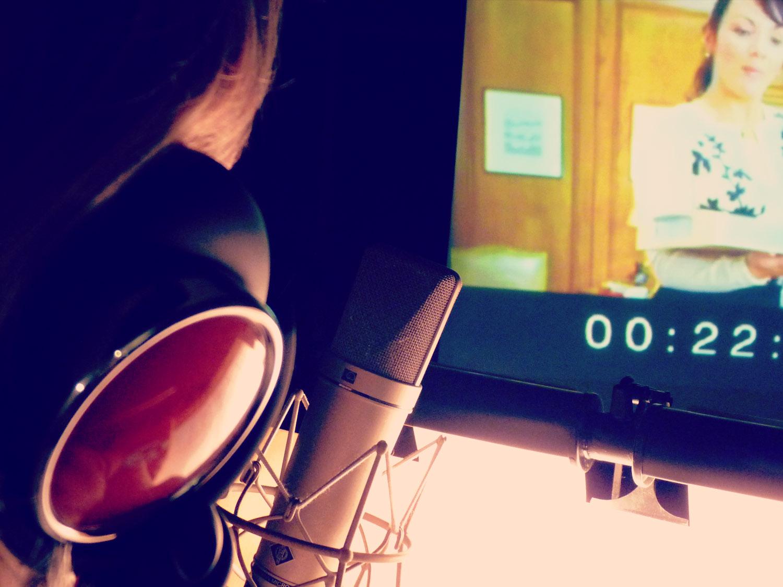 Documentari e voice over